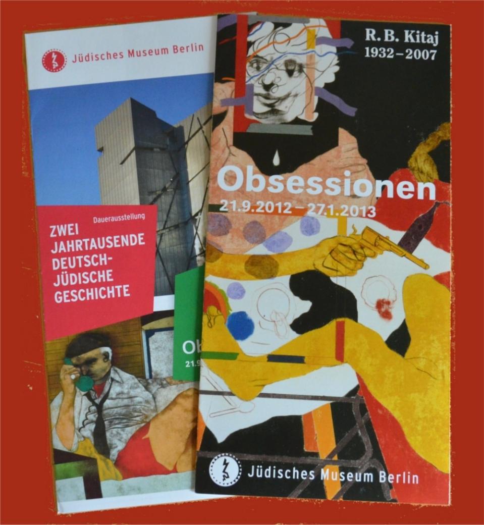 R.B. Kitaj - Obsessionen