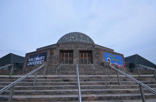 Das Adler Planetarium