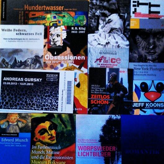 Ausstellungen 2012