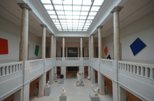 Sculpture Court