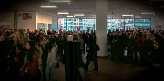Museum Ludwig Foyer-