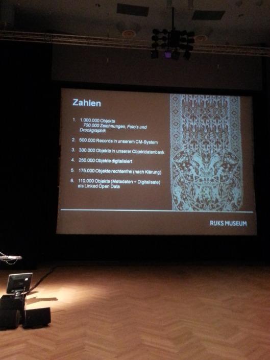 Vortrag: Rijksmuseum  Henrike Hövelmann