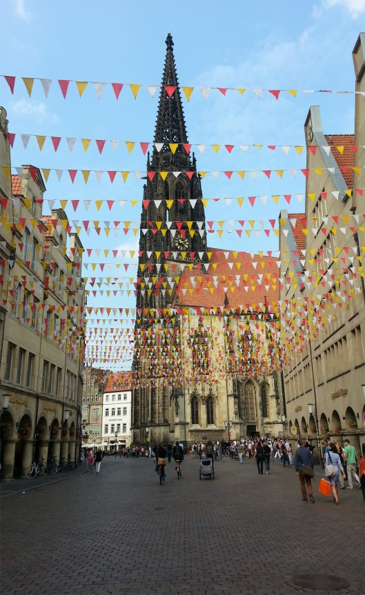 Münsters Prinzipalmarkt