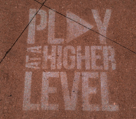 Streetart in Chicago: Play at a higher level