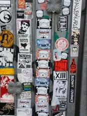Streetart in Hamburg: Burger, Burger und noch mehr Burger
