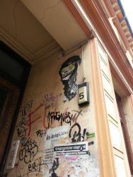 Streetart in Hamburg