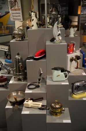 electrum - das Museum der Elektrizität: Dort werden Designstücke und skurrile Alltagsgegenstände präsentiert.