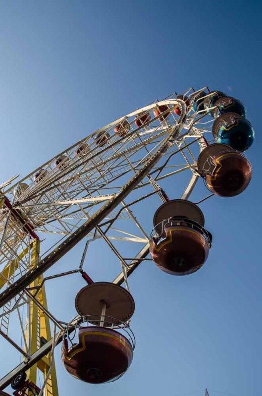 Harburger Binnenhafenfest 2014 Foto: Wera Wecker