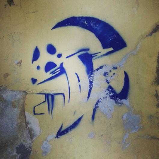 Streetart in Griechenland (3)