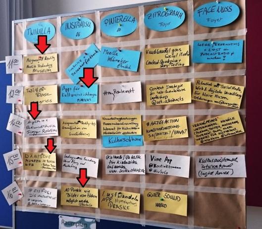 Sessionplan des scmuc15