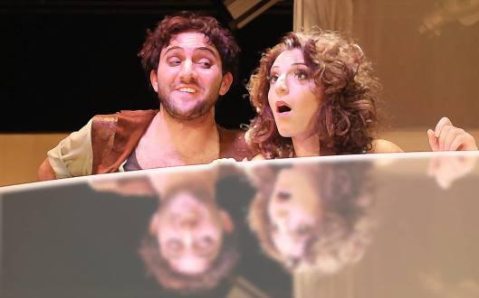 Die Italienerin in Algier Hamburger Kammeroper - Allee Theater Foto: Joachim Flügel
