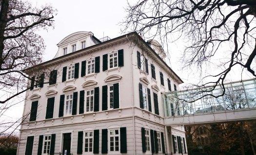 museum angewandte kunst - Metzler Villa