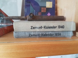 Zement-Kalender
